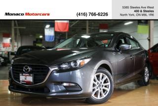 Used 2017 Mazda MAZDA3 GS - BLINDSPOT|BACKUPCAM|NAVIGATION|SUNROOF for sale in North York, ON