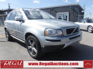 Used 2010 Volvo XC90 R Design 4D Utility AWD for sale in Calgary, AB