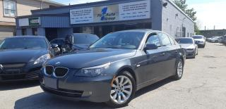 Used 2008 BMW 5 Series 528i for sale in Etobicoke, ON