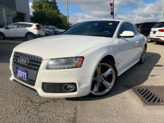 Used 2011 Audi A5 Coupe for sale in London, ON