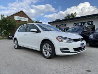 Used 2016 Volkswagen Golf Tsi Comfortline for sale in Waterdown, ON