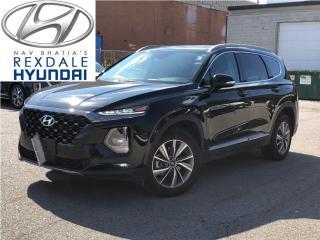Used 2019 Hyundai Santa Fe 2019 Hyundai Santa Fe - 2.4L Preferred AWD w-Dark for sale in Toronto, ON