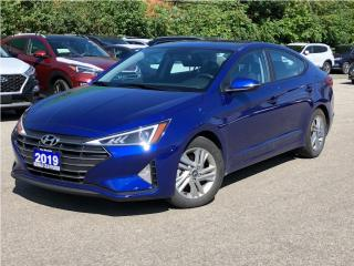 Used 2019 Hyundai Elantra 2019 Hyundai Elantra - Preferred Auto w-Sun & Safe for sale in Toronto, ON