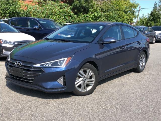 2019 Hyundai Elantra 2019 Hyundai Elantra - Preferred Auto w-Sun & Safe