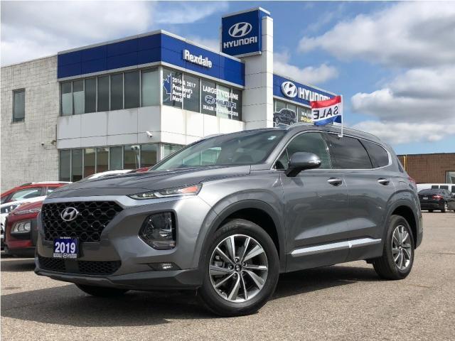 2019 Hyundai Santa Fe 2019 Hyundai Santa Fe - 2.4L Preferred AWD