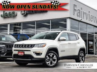 Used 2019 Jeep Compass Limited 4x4 l CO CAR l NAV l for sale in Burlington, ON