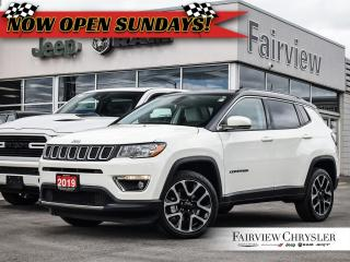 Used 2019 Jeep Compass Limited 4x4 l CO CAR l BACK UP CAMERA l for sale in Burlington, ON