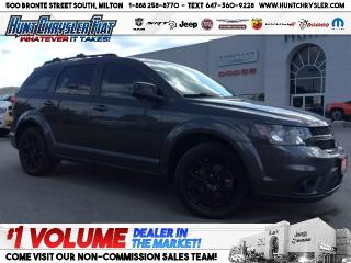 Used 2015 Dodge Journey SXT | BLACKTOP | 5 PASS | GREAT SHAPE!!! for sale in Milton, ON