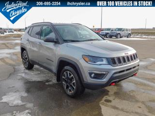 New 2020 Jeep Compass Trailhawk 4x4 | Nav | Leather | Sunroof for sale in Indian Head, SK
