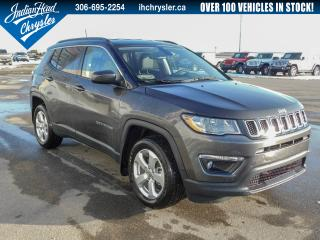 New 2020 Jeep Compass North 4x4 | Nav | Bluetooth | Remote Start for sale in Indian Head, SK