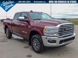 New 2019 RAM 3500 New Longhorn 4x4 | Sunroof | Leather | Diesel for sale in Indian Head, SK