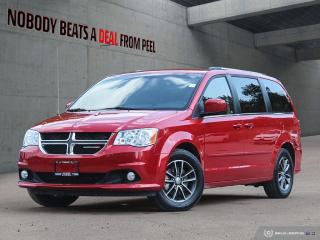Used 2016 Dodge Grand Caravan Premium Plus*Handsfree Grp*Stow n Go*New Brakes* for sale in Mississauga, ON
