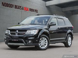 Used 2016 Dodge Journey SXT*New Tires*Video Grp*Nav*Reverse Cam* for sale in Mississauga, ON