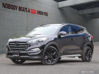 Used 2018 Hyundai Tucson Luxury 2.0L*Reverse Cam*Sunroof*Apple Play* for sale in Mississauga, ON