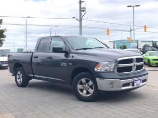 Used 2016 RAM 1500 SXT**4X4**Quad CAB**5.0 Touchscreen** for sale in Mississauga, ON