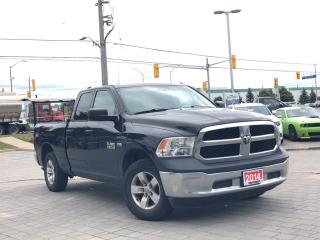 Used 2014 RAM 1500 SXT**4X4**Quad CAB** for sale in Mississauga, ON