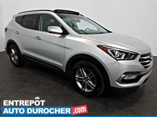 Used 2018 Hyundai Santa Fe Sport Luxury 4X4 NAVIGATION - Toit Ouvrant - A/C - Cuir for sale in Laval, QC