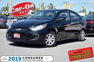 Used 2012 Hyundai Accent GLS AUTO A/C ONLY $62 B/W o.a.c for sale in Ottawa, ON