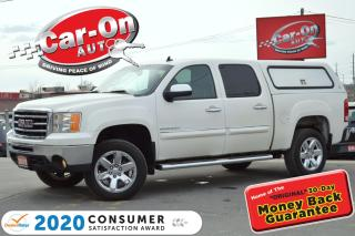 Used 2012 GMC Sierra 1500 SLT 5.3L 4X4 LEATHER HTD SEATS REMOTE START for sale in Ottawa, ON