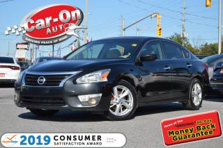Used 2013 Nissan Altima 2.5 SV NAV REAR CAM HTD SEATS FULL PWR GRP LOADED for sale in Ottawa, ON