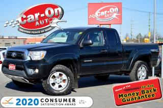 Used 2015 Toyota Tacoma V6 TRD OFF ROAD REAR CAM A/C BLUETOOTH ALLOYS for sale in Ottawa, ON