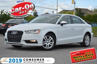Used 2015 Audi A3 TDI DIESEL LEATHER PANO ROOF HTD SEATS LOADED for sale in Ottawa, ON