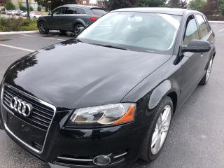 Used 2012 Audi A3 TDI Progressiv PANORAMIC SUNROOF 3 CHOOSE PRE-OWNE for sale in Concord, ON