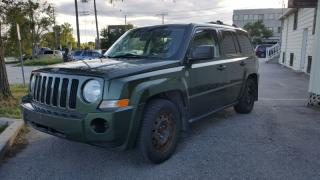 Used 2009 Jeep Patriot 4WD 4DR for sale in Scarborough, ON