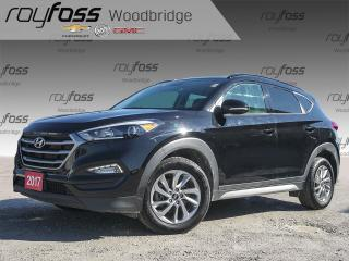 Used 2017 Hyundai Tucson HEATED SEATS/STEERING WHEEL, BACKUP CAM for sale in Woodbridge, ON