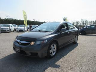 Used 2011 Honda Civic SE / ONE OWNER / ACCIDENT FREE for sale in Newmarket, ON
