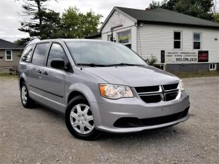 Used 2015 Dodge Grand Caravan 1-Owner No-Accidents  3.6L CVP ECON Power Group A/C for sale in Sutton, ON