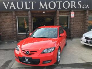 Used 2008 Mazda MAZDA3 6 MONTH POWERTRAIN WARRANTY INCLUDED !!! for sale in Brampton, ON