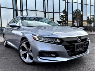 Used 2018 Honda Accord Sedan TOURING|SUNROOF|HUD|WIRELESS CHARGING|VENTED SEATS|REAR VIEW for sale in Brampton, ON
