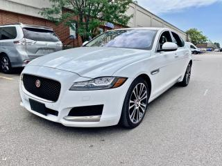 Used 2017 Jaguar XF 4dr Sdn 35t Prestige for sale in North York, ON