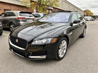 Used 2016 Jaguar XF 4dr Sdn Premium AWD for sale in North York, ON