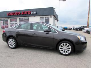 Used 2015 Buick Verano Auto Camera  Certified for sale in Milton, ON