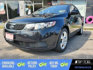 Used 2011 Kia Forte 2.0L EX w/Sunroof ** Heated Seats, Bluetooth, Manu for sale in Bowmanville, ON