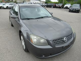 Used 2005 Nissan Altima 2005 Nissan Altima - 4dr Sdn V6 Auto 3.5 SE for sale in Toronto, ON