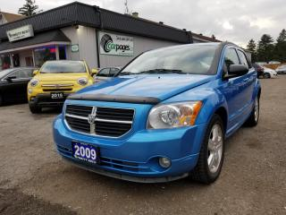 Used 2009 Dodge Caliber SXT 2009 Dodge Caliber SXT for sale in Bloomingdale, ON