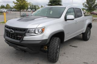 Used 2020 Chevrolet Colorado 4WD ZR2 for sale in Carleton Place, ON