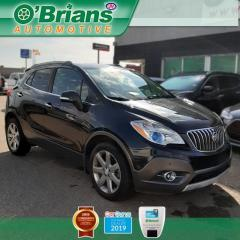 Used 2014 Buick Encore Premium w/All Wheel Drive, Leather Seats for sale in Saskatoon, SK