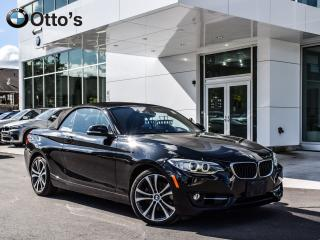 Used 2015 BMW 228i xDrive Cabriolet Park distance control for sale in Ottawa, ON