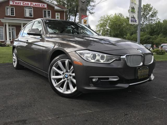 2014 BMW 3 Series 328i xDrive Sedan Reverse Cam-Lthr-Nav-Power Roof-Pwr St