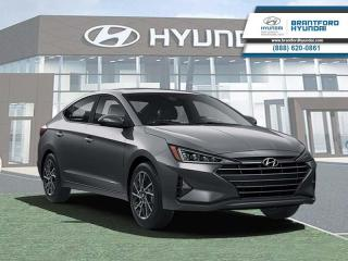 Used 2020 Hyundai Elantra Preferred w/Sun & Safety Package IVT  - $133 B/W for sale in Brantford, ON