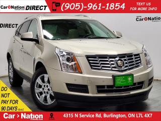 Used 2015 Cadillac SRX Luxury| AWD| NAVI| PANO ROOF| for sale in Burlington, ON