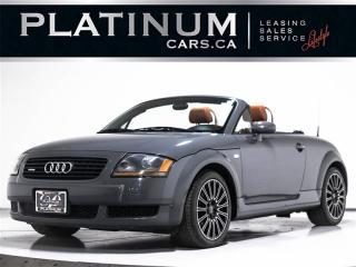 Used 2001 Audi TT QUATTRO, ROADSTER, 6 SPEED, BOSE, KEYLESS, for sale in Toronto, ON