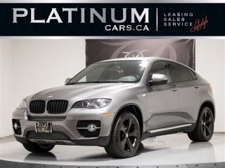 Used 2012 BMW X6 xDrive35i, NAV, Carbon FIBRE, SUNROOF, PADDLE, CAM for sale in Toronto, ON