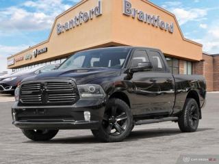 Used 2015 RAM 1500 Sport - $245 B/W - $254 B/W - $254 B/W - $254 B/W  - $252 B/W for sale in Brantford, ON