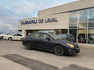 Used 2015 Subaru Impreza 2.0i Berline Awd ** Caméra de recul ** for sale in Laval, QC