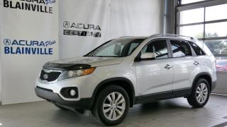Used 2011 Kia Sorento LX ** AWD ** 6 CYL. ** for sale in Blainville, QC